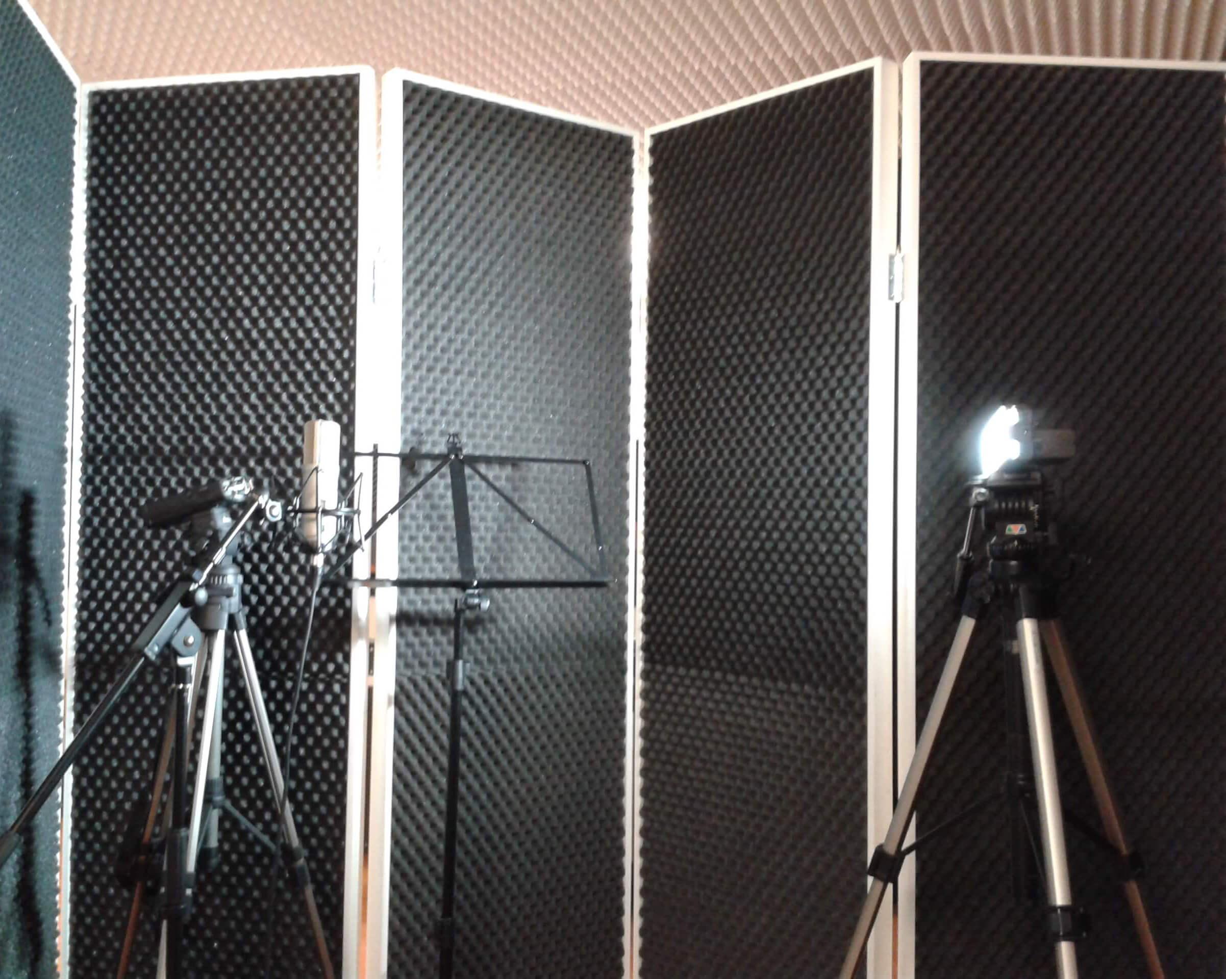 Audio-en-akoestiek portfolio